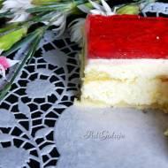 Ciasto z domowym serkiem