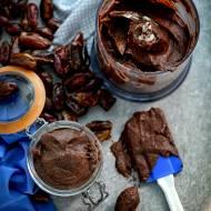 Krem czekoladowy z ciecierzycy