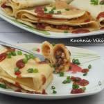 Obiad na szybko czyli naleśniki bolognese