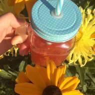 Arbuzada - napój z arbuza, wersja dla dorosłych