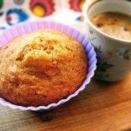 Muffinki kokosowo-marchewkowe