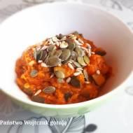 Soczewica czerwona z warzywami