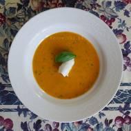 A kto ty jesteś? Pomidor! A co ty dziś zjesz? Pomidor! Zupa krem z pomidorka dla małego głodomorka. Włoski smak!