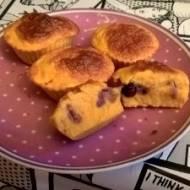 Proteinowe muffiny