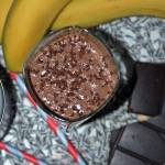 Koktajl czekoladowy