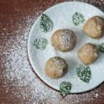 kuleczki z masła orzechowego