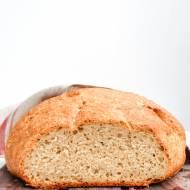 chleb drożdżowy z lnem mielonym