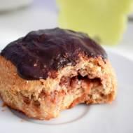 Przepis #50 Domowe FIT  pączki - pieczone w piekarniku