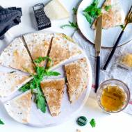 Quesadilla z szynką / Tortilla