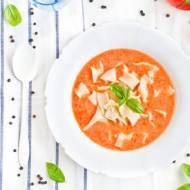 Zupa pomidorowa – klasyczna i domowa