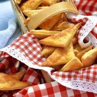 """Francuskie rożki- ciasteczka """"Na raz"""""""