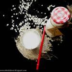 CO Z TYM MLEKIEM ? - PRZEPIS NA Mleko owsiane (Vege)