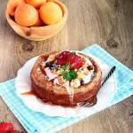 Najlepszy z najlepszych: omlet z mascarpone i jogurtu greckiego.