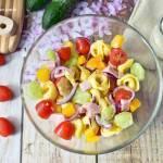 Sałatka tortellini italiani