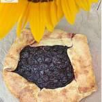 Tarta rustykalna z wiśniami – prosty przepis