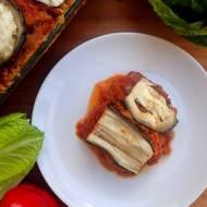 Wege lasagne – bezglutenowa, bez mleczna, nisko węglowodanowa.