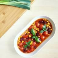 Domowy, jednogarnkowy sos meksykański