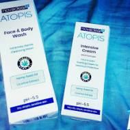 Pielęgnacja skóry atopowej z kosmetykami ATOPIS
