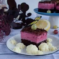 Orzeźwiające ciasto porzeczkowo-agrestowe