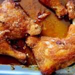 Kurczak po kujawsku