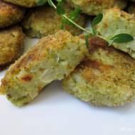Kotlety ziemniaczano - brokułowe
