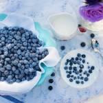 Wakacyjne śniadania i kilka słów o pościeli satynowej od Słodkie Sny