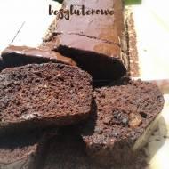 Bezglutenowe ciasto z cukinii