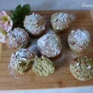 Muffinki z matchą
