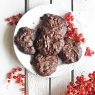 Zdrowe ciasteczka BROWNIE | bez cukru, laktozy, bez glutenu|