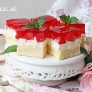 Ciasto arbuzowe z galaretką