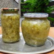 Kiszone ogórki  na zupę