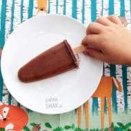 Lody czekoladowe (bez cukru i mleka)