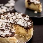 Jagielnik kokosowy – ciasto z kaszy jaglanej