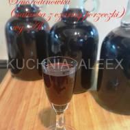 Smorodinówka (nalewka z czarnej porzeczki) wg Aleex