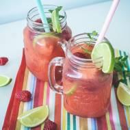 Lemoniada arbuzowa – mega orzeźwiająca