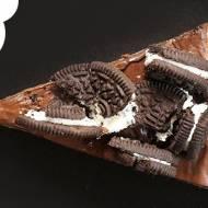 Sernik na zimno z ciasteczkami (Sernik Oreo)