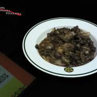 Bigos orientalny z boczniakami czyli rzecz o tańszych zamiennikach