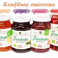 Konfitura z jeżyn/ czerwonego grejpfruta/ owoców granatu - Rigoni di Asiago
