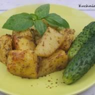 Aromatyczne pieczone ziemniaki