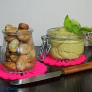 Pasta z bobu i kiszonych cytryn
