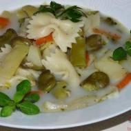Zupa zbobem