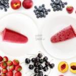 Lody owocowe (bez cukru i mleka)