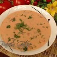 Chłodnik pomidorowy – idealny na upały