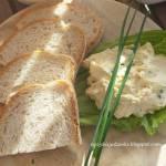 Pasta na kanapki z kurczaka-w 5 min