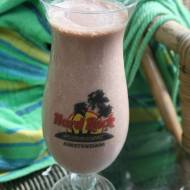Milkshake czekoladowo bananowy