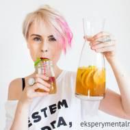 Przepis na domową lemoniadę cytrynową