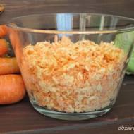 Surówka z marchewki i kalarepy