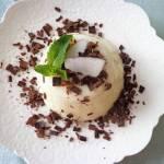 Kokosowa panna cotta (Panna cotta al cocco)