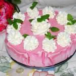 Tort lodowy porzeczkowy