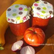 Cukinia w pomidorach-do słoików